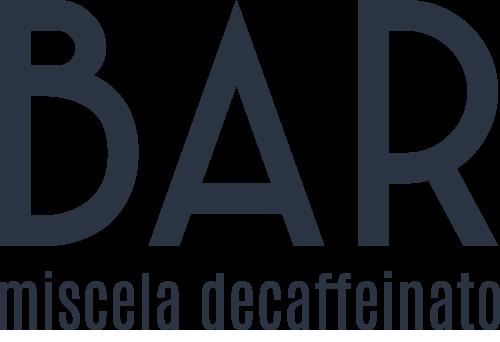 BAR Miscela Decaffeinato - Nik Cafè - Logo