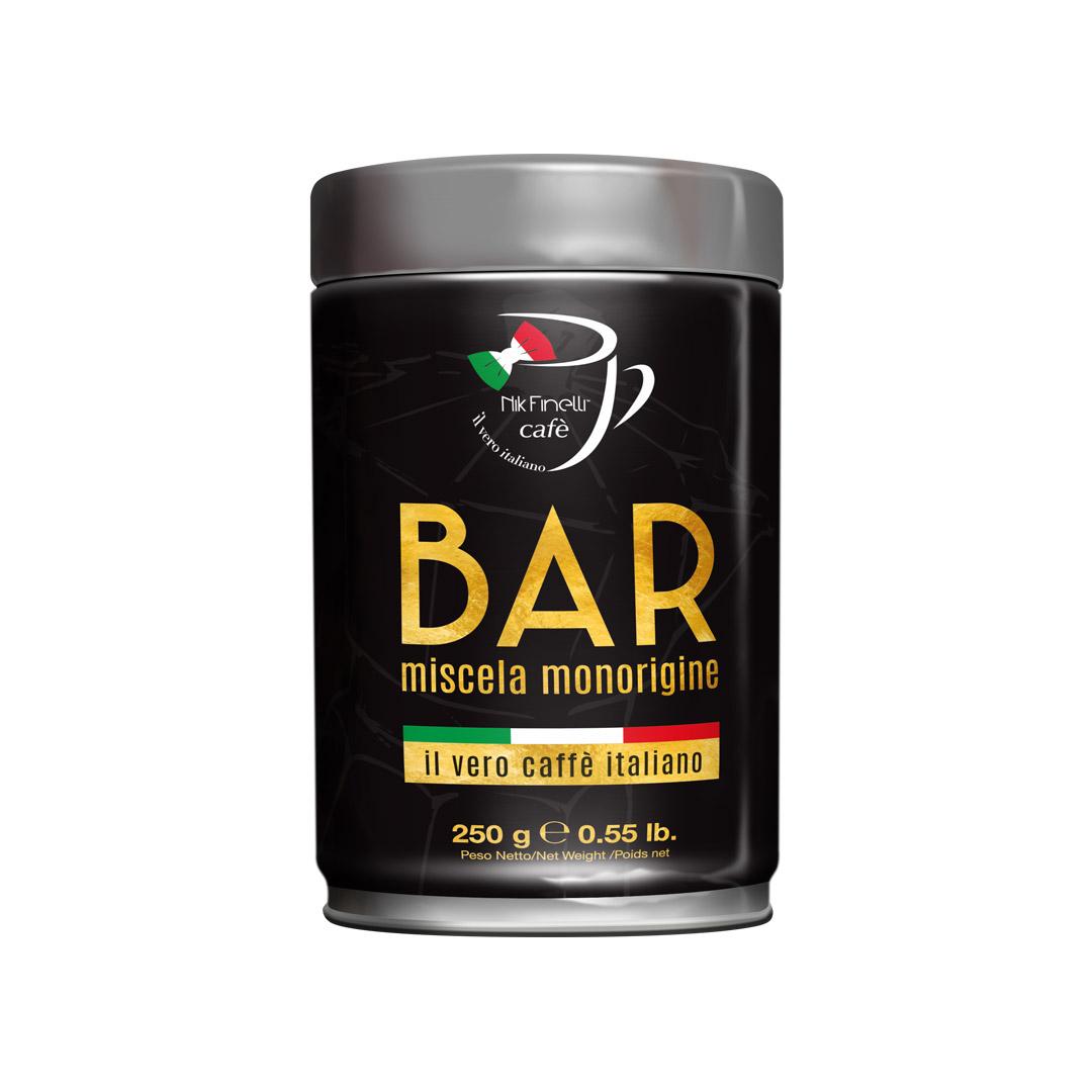 BAR Miscela Monorigine - Nik Cafè - 250 g