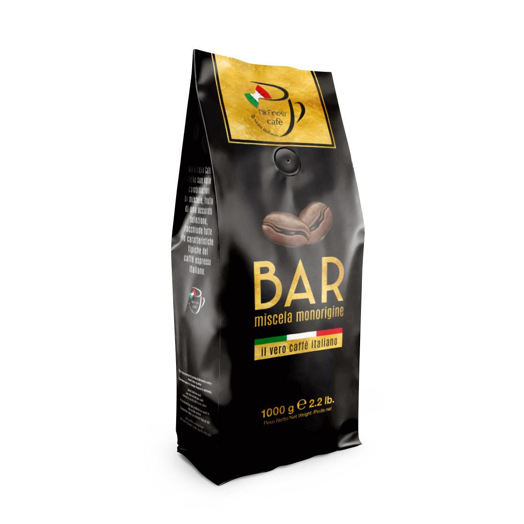 BAR Miscela Monorigine - Nik Cafè - 1000 g